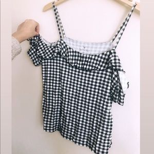 💍gingham top💍